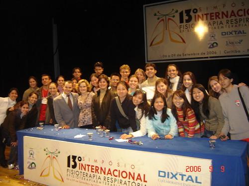 XIII Simpósio Internacional de Fisioterapia Respiratória 20066 by Fisioterapia UEL 30 anos