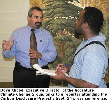 Dave Abood, Accenture