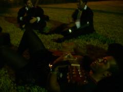 impromptu flamenco sesh