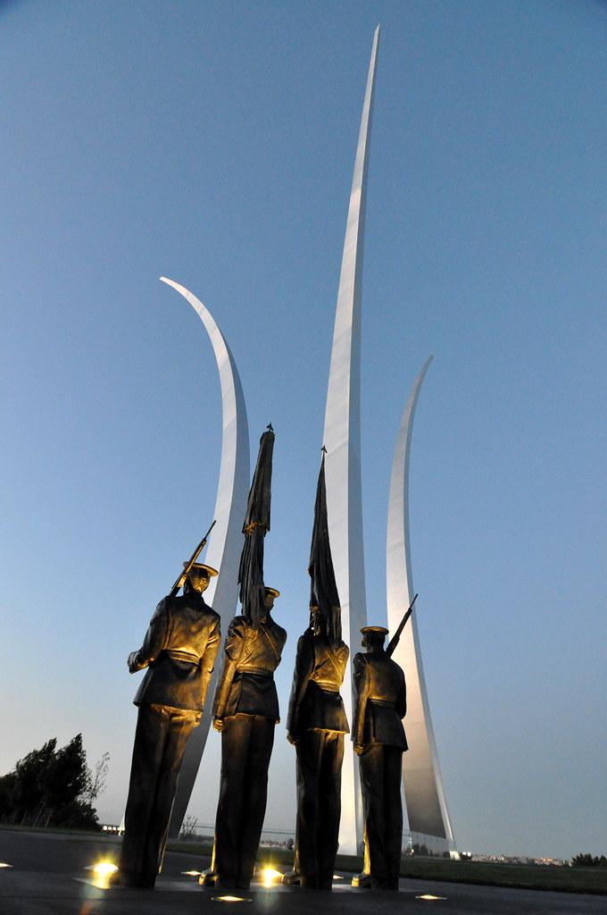 Day 356/365 - Air Force Memorial