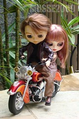 VINNIE and his girlfriend ANN