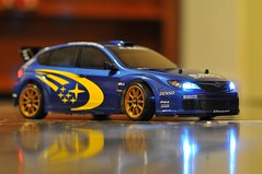Subaru Impreza RC (karter25) Tags: monster radio nikon energy control rally ken 85mm led dirt wrc subar
