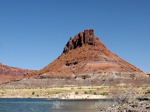 Castle Butte - our target.