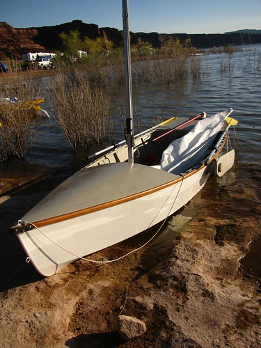 A nice dinghy!