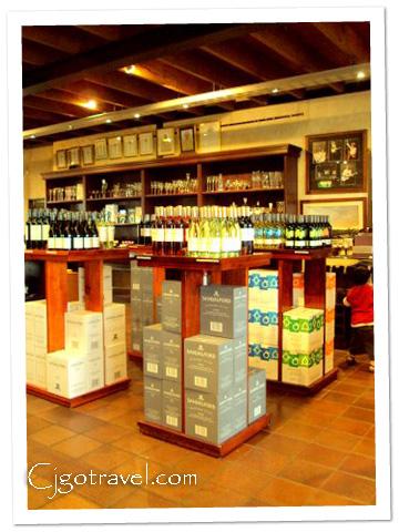 Sandalford Wines, perth