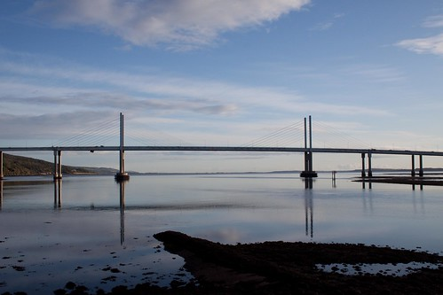 Kessock bridge, Inverness