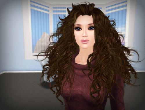 OMG Exile Hair :O
