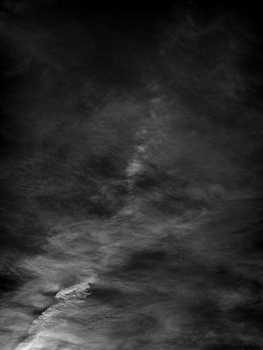 Clouds - Contrail Clouds by Nicholas M Vivian