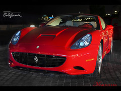 2009/10 Ferrari California !! (mr.alsultan) Tags: california new light red horse hot cars beach car sport night speed canon eos rebel lights italian october automobile italia awesome 14 performance ferrari racing potenza mohammed showroom than slowshutter vehicle 100 40 kuwait rosso cavallo 2009 supercar less hardrock seconds gearbox velocit 2010 horsepower corsa xsi brembo q8 granturismo privet caldo  kmh mezzo    acceleration    veicolo 450d   alsultan  cavallovapore accelerazione   mralsultan enginetype4 300ccv8displacementcuincc430l|2624cuin|43007ccvalves32valves4valvespercylinderhorsepower46000bhp3386kw750000rpmhpliter1070bhpliterfuelgasolinepetroltransmission7speeddualclutchsemiautomati