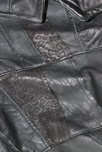 amazing leather jacket detail $15