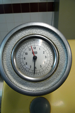 thermometer dial