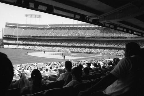Dodgers Stadium Loge Level