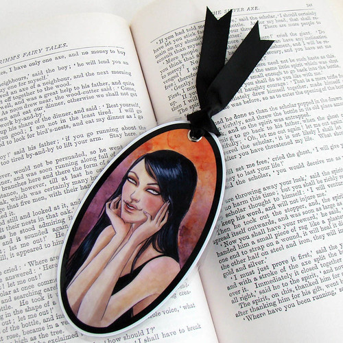 Meghan bookmark