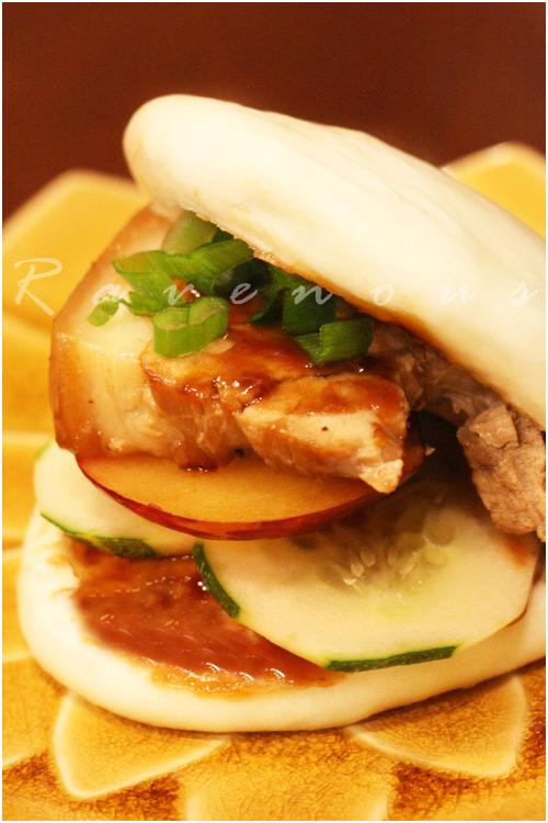 momofuko steamed pork buns