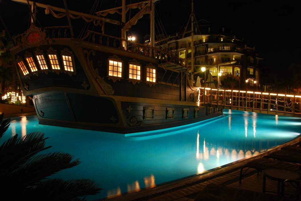Cabo San Lucas - Villa del Arco - Pirate Ship