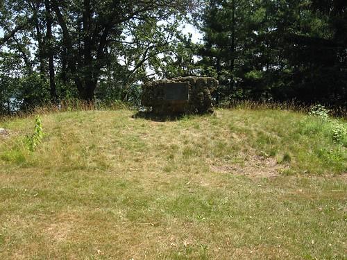 Menomonie Wi Map. Burial Mound Menomonie WI