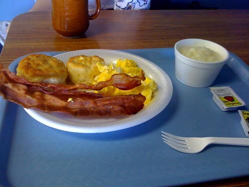 Big Breakfast from Three Little Pigs BBQ