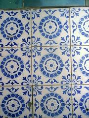 Azulejos (Melrappix) Tags: portugal faence lisboa lisbon bleu lissabon lisbonne cramique azulejos carrelage carreau alzulaydj