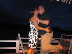 IMG_1778 (Bob & Brittany Barker's Wedding) Tags: brittany honeymoon bob tahiti borabora romanticdinner