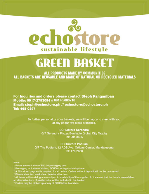echostore-green-basket-christmas