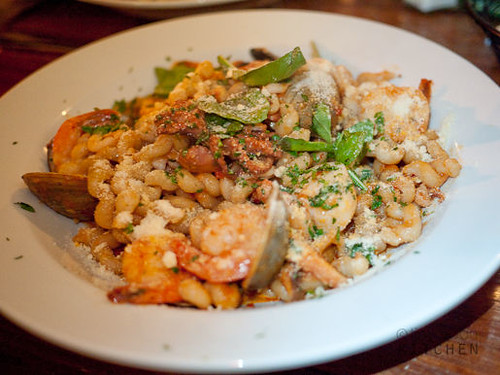 Frutti di Mare with Fusilli