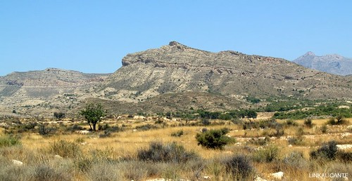 Bec de L'Àguila - Montañas de Alicante