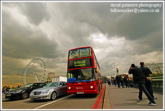 London City: The Calm before the Storm (david gutierrez [ www.davidgutierrez.co.uk ]) Tags: city bridge people urban storm london cars beautiful westminster clouds wonderful londonbridge spectacular geotagged photo fantastic arquitectura moody cityscape traffic image cloudy sony centre cities cityscapes bridges dramatic center before calm 350 londres sensational metropolis alpha riverthames londra atmospheric impressive dt londonmarathon westminsterbridge cityoflondon londonbus municipality the cites f4556 1118mm londonstorm composeduponwestminsterbridge sonyalphadt1118mmf4556 somethinggrey sciencefictionfilm28dayslater foottrafficbridge sony350dslra350