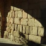 Cáceres: arco del cristo silleria romana
