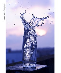 Flying Water (Zakaria Salhi) Tags: