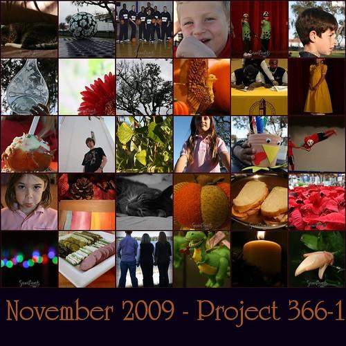 November Project 3661 Mosaic