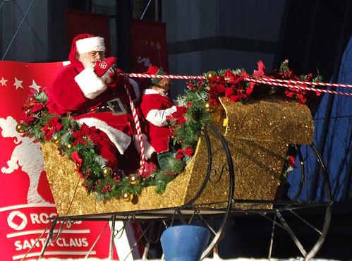 2009 Santa Claus Parade, Vancouver