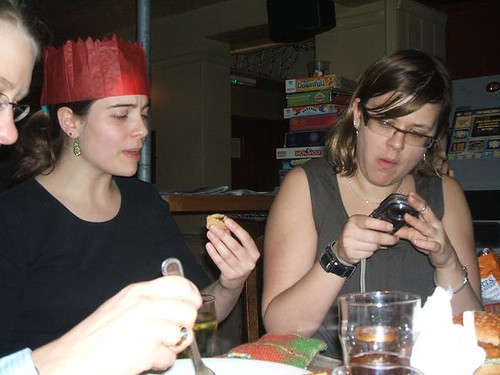 Bluestockings Christmas party