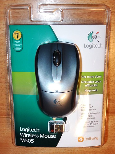 Logitech mouse m505 driver download