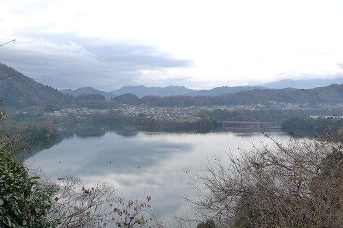 tsukui lake