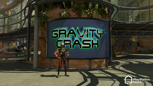 [EU] Gravity Crash в Home
