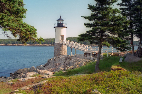 Isle au Haut Lighthouse, Maine