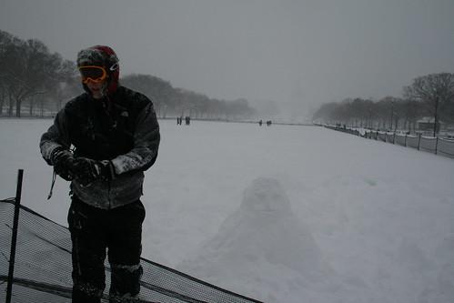 Snowman Creation
