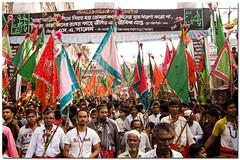 Tajia michil [Dhaka, Bangladesh] (- Ariful H Bhuiyan -) Tags: nikon islam shia ashura dhaka karbala bangladesh sunni d40 nikond40 tajia january2009 10muharram thetenthday