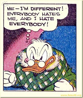 Donald Duck as Ebenezer Scrooge or a Disgruntled Jew?