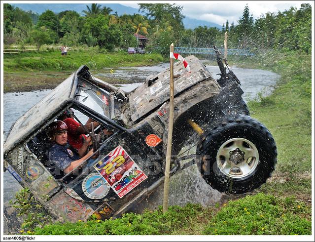 Tambunan 4x4 Challenge - Hardcore - Kampung Karanaan - Toyota Blizzard/Taft in SS2
