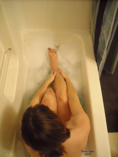 : fetish, bath, hips, sexy, ankle, feet, knee, exhibitionist, selfportrait, girlfriend, leggyness, erotica, hot, secrets, nude, naked, toes, skinnydip, legs, toenails, woman