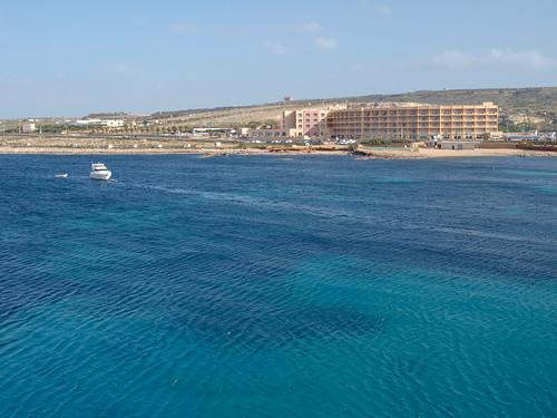 Gozo - Vista desde el Ferry (2)
