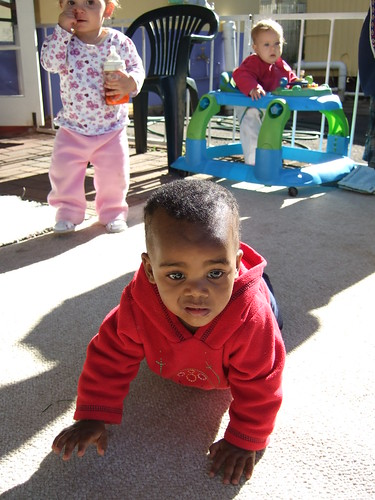 Fathers Day At Thandas Creche