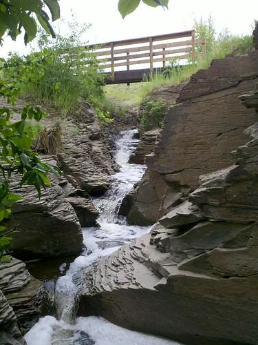 Near Giant Springs park