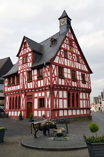 DSC03692 - Rhens 01_2017  Rathaus