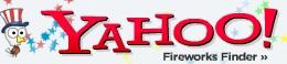 Yahoo! 4th Of July Logo 2009