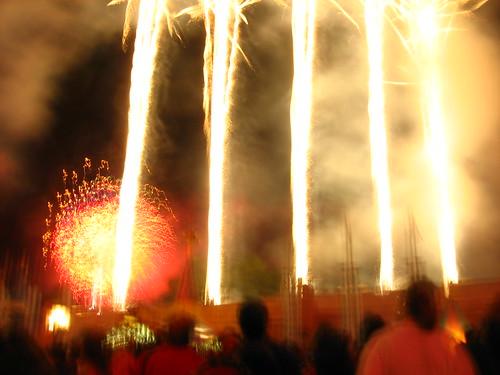 fireworksatdisney