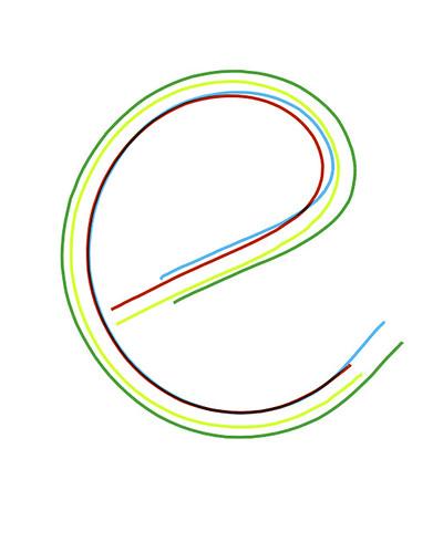 'e' by iQ