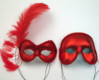 Amazing Couples Masks