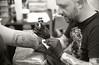 tattoo Leica MP, 1/50